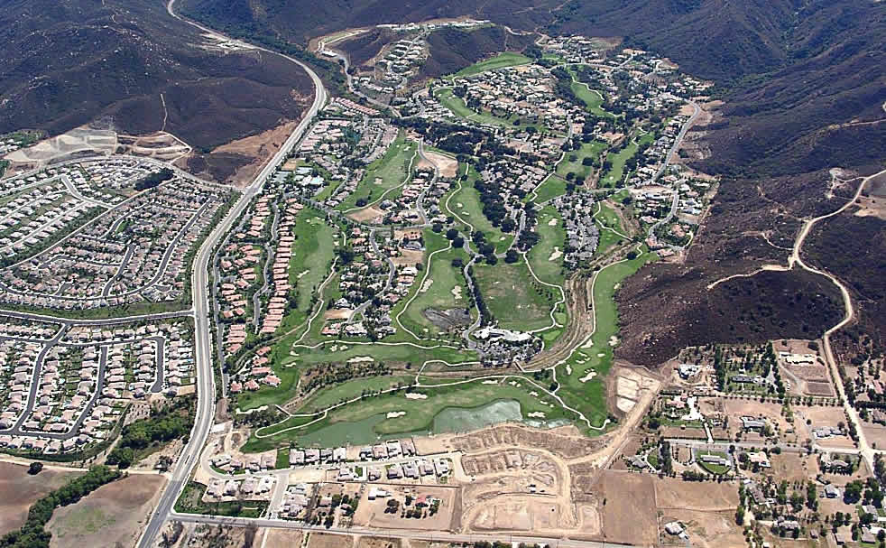 Bear Creek Golf and Country Club - Murrieta CA